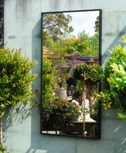 Wrought Iron Outdoor Mirrors Trellises Gates Amp Doors