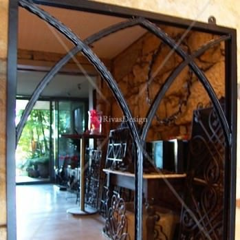 Iron mirror Sydney
