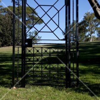 Hampton Style Gate