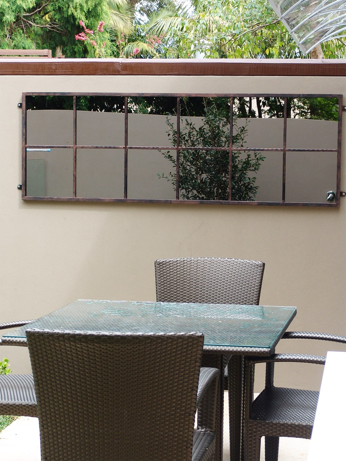 Large Outdoor Mirror
