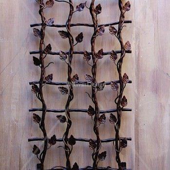 Iron wall fetaure