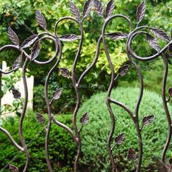 Twice Speared Iron Gate