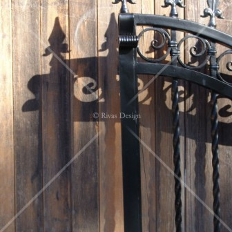 Wrought iron gates Sydney
