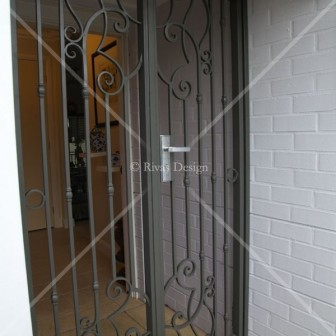 Sydney Iron Security Doors