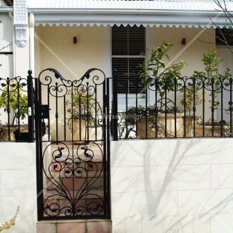 Wrought Iron Fencing Sydney
