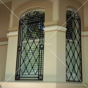 Home Iron Window Designs