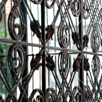 Commercial Wrought Iron 3