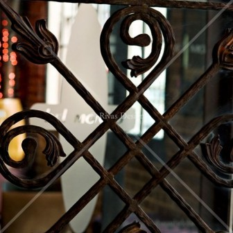 Commercial Wrought Iron 4