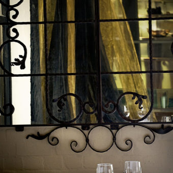 Commercial Wrought Iron