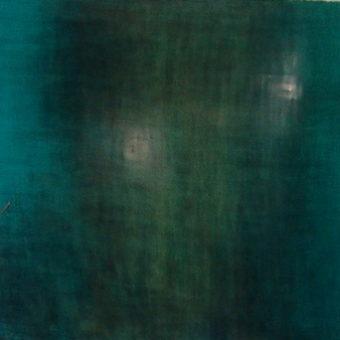 Verdigris painting