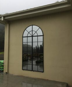 Mirrors Set 12 sqs with arch top garden