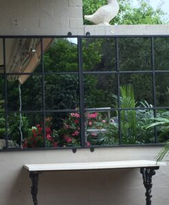 Two outdoor mirrors 9 sqs